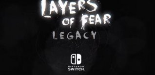 Layers of Fear. Анонс для Nintendo Switch