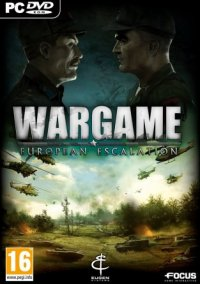 Wargame: European Escalation – фото обложки игры