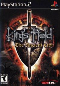 King's Field: The Ancient City – фото обложки игры