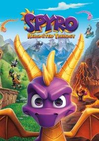 Spyro Reignited Trilogy – фото обложки игры
