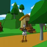 Скриншот Ostrich Runner – Изображение 6