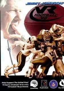 Jimmy Johnson's VR Football '98