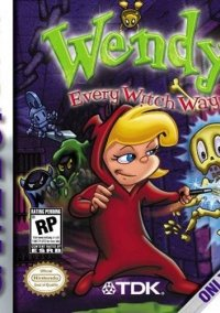 Wendy - Every Witch Way – фото обложки игры
