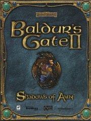 Baldur's Gate 2: Shadows of Amn – фото обложки игры