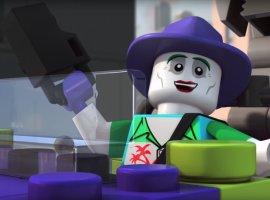 Джокер вторгся вГотэм вновом трейлере Lego DCSuper Heroes: The Flash