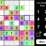 Скриншот Uni Sudoku Easy – Изображение 4
