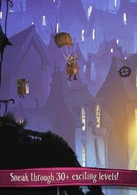 The Boxtrolls: Slide 'N' Sneak – фото обложки игры