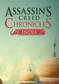 Assassin's Creed Chronicles: India – фото обложки игры