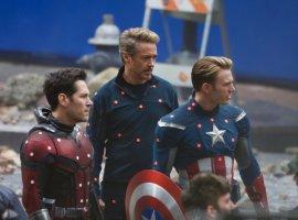 Слух: кто появится всцене после титров «Мстителей4»?
