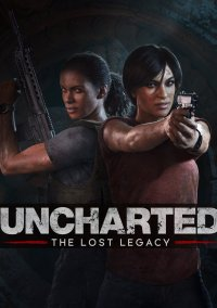 Uncharted: The Lost Legacy – фото обложки игры
