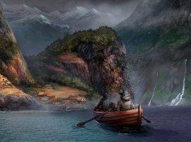 Авторы Dreamfall Chapters поделились новым трейлером Draugen. Норвежские красоты внем поражают
