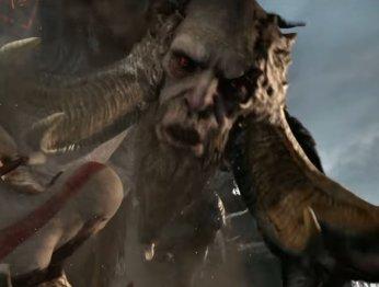 God of War (2018) . Тролли
