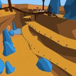 Скриншот Ostrich Runner – Изображение 4