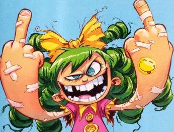 «Яненавижу Страну Чудес»— самый милый исказочный фэнтези-комикс сультранасилием ирасчлененкой