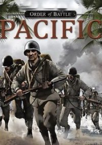 Order of Battle: Pacific – фото обложки игры