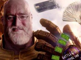 «Габен вобразе Таноса». Все шутки имемы про новый Боевой пропуск для Dota2
