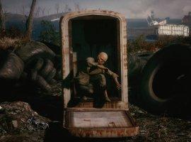 Игроки снова ругают Fallout 76— теперь заплатный холодильник за7 долларов