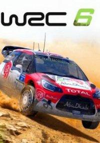 WRC 6 – фото обложки игры