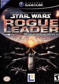 Star Wars Rogue Squadron II: Rogue Leader – фото обложки игры