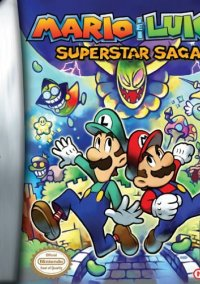 Mario & Luigi: Superstar Saga – фото обложки игры