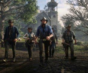 Слух: Red Dead Redemption 2 будет весить всего 50 ГБ