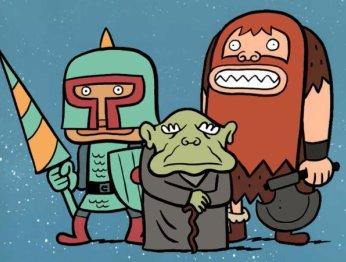 Самые странные инеобычные комиксы по«Звездным войнам»: отстимпанка доСредневековья