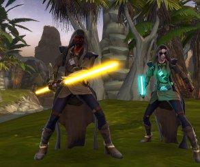 Star Wars: The Old Republic расширят дополнением про джедая с сектой