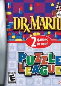 Dr. Mario & Puzzle League – фото обложки игры