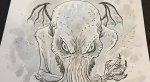 Инктябрь: что ипочему рисуют художники комиксов вэтом флешмобе?. - Изображение 70