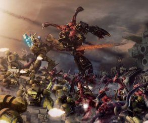За Warhammer 40K возьмутся разработчики гоночных игр