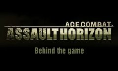 Ace Combat: Assault Horizon. Видеоинтервью