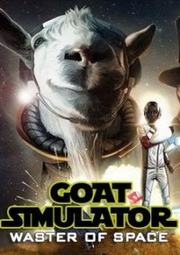 Goat Simulator: Waste of Space – фото обложки игры
