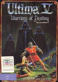 Ultima 5: Warriors of Destiny – фото обложки игры