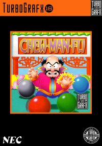 Chew Man Fu – фото обложки игры