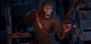 Planet of the Apes: Last Frontier. Геймплейный трейлер