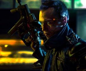 Так-так-так. Что тут у нас? Косплей по Cyberpunk 2077!