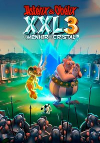 Asterix & Obelix XXL 3 - The Crystal Menhir – фото обложки игры