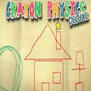 Crayon Physics Deluxe – фото обложки игры