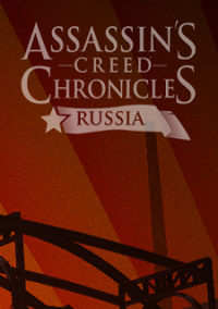 Assassin's Creed Chronicles: Russia – фото обложки игры