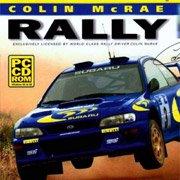 Colin McRae Rally – фото обложки игры