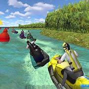 Aqua Moto Racing – фото обложки игры
