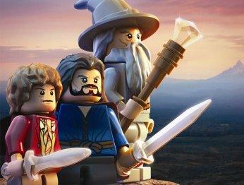 Lego The Hobbit похожа на все прошлые Lego-игры, но все равно увлекает