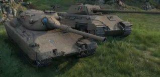 World of Tanks. Обзор обновления 1.0.1