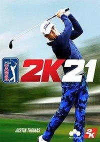 PGA Tour 2K21 – фото обложки игры