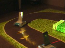 Японский программист превратил жилье в трассу Mario Kart