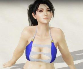 В Dead or Alive: Xtreme 3 показали новую девушку