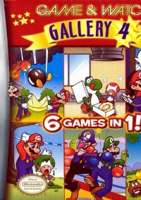 Game & Watch Gallery 4 – фото обложки игры