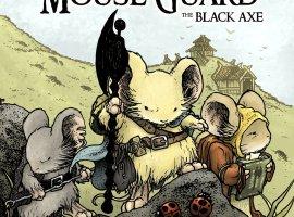Готовится экранизация комикса Mouse Guard —«Игры престолов» с мышами