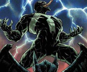 Вновом комиксе врагом Венома станет древний симбиот стысячелетней историей