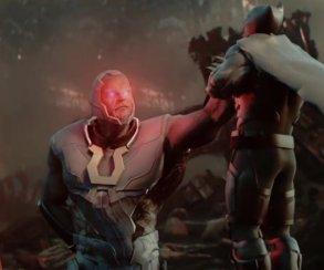 Посмотрите фанатский трейлер фильма о борьбе Мстителей и Лиги справедливости с Таносом и Дарксайдом